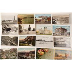 Northern Utah Postcard Collection (Ogden, Logan, Brigham)