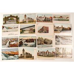 Spokane, Washington Postcard Collection