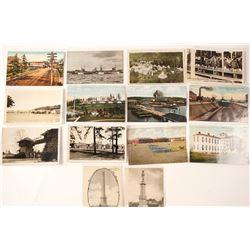 Washington State Military Postcard Collection