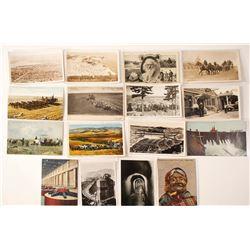 Nice Washington State Postcard Collection