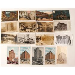 Washington State Hotels & Inns Postcards