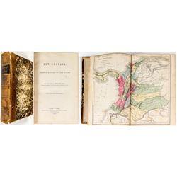 New Granada: Holton, 1857