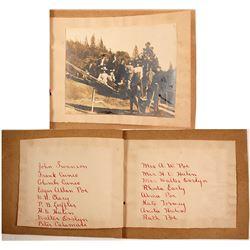 Poe Family Photo Booklet