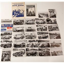 US Automobile Ephemera