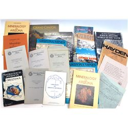 Arizona Mineral and Mining Reference Books