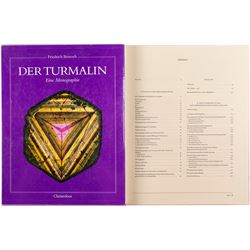 Der Turmalin Hardcover by Christfoor
