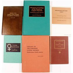 Copper Deposits Books (6)