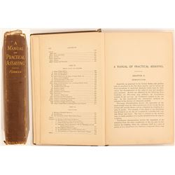 Manual of Practical Assaying by Furman