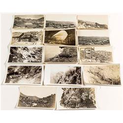 14 Randsburg Mining Photographs