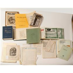 California Mining Ephemera Collection