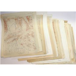Early California Topographic Maps