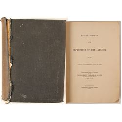 Annual Reports of the Dept of Interior for 1899 Part 2