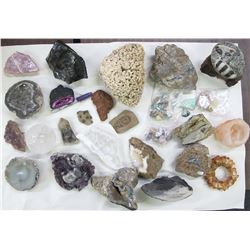Rock & Gem Collections