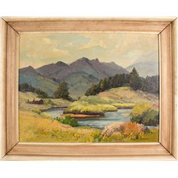 Adolph Heinze Oil Painting
