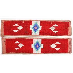 Native American Beaded Arm Bands