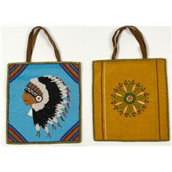 Yakima Beaded Bag