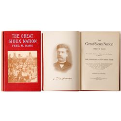 Great Sioux Nation 1907 (Book)