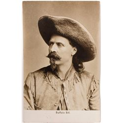 Buffalo Bill Portrait RPC