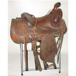 Walker, Visalia Saddle