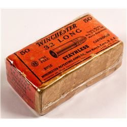.32 long rifle cartridges by Winchester