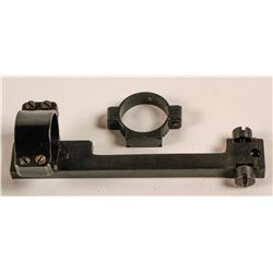 Scope mounts for Winchester Model 70