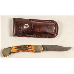 Bear MGC lock-back folding knife