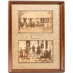 Two Mathew Brady Civil War Pictures