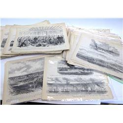 Massive Civil War Print Collection