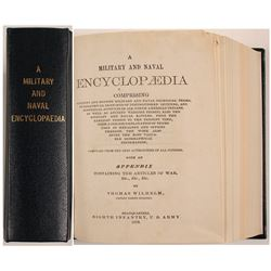 A Military and Naval Encyclopaedia by Wilhelm