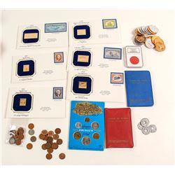 Miscellaneous Coins & Tokens