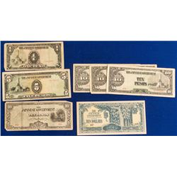 Japanese Military Currency