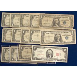 US $1 Certificate Star Notes