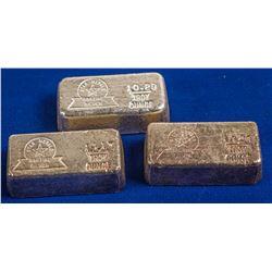 Star Metals Silver Ingots