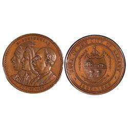 1886 Albany New York Bicentennial Medal