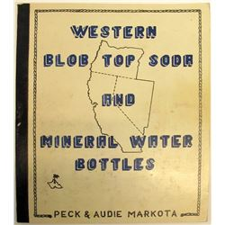Western Blob Top Soda & Mineral Water Bottles