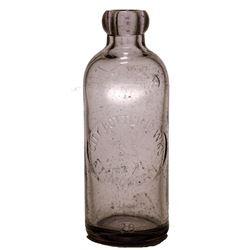 Fort Morgan City Bottling Works, SS, Bottle, Fort Morgan, Colorado