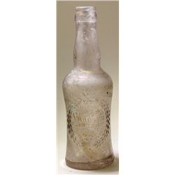 Bludwine Soda Bottle