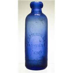 E. Ottenville Hutch Bottle, Nashville