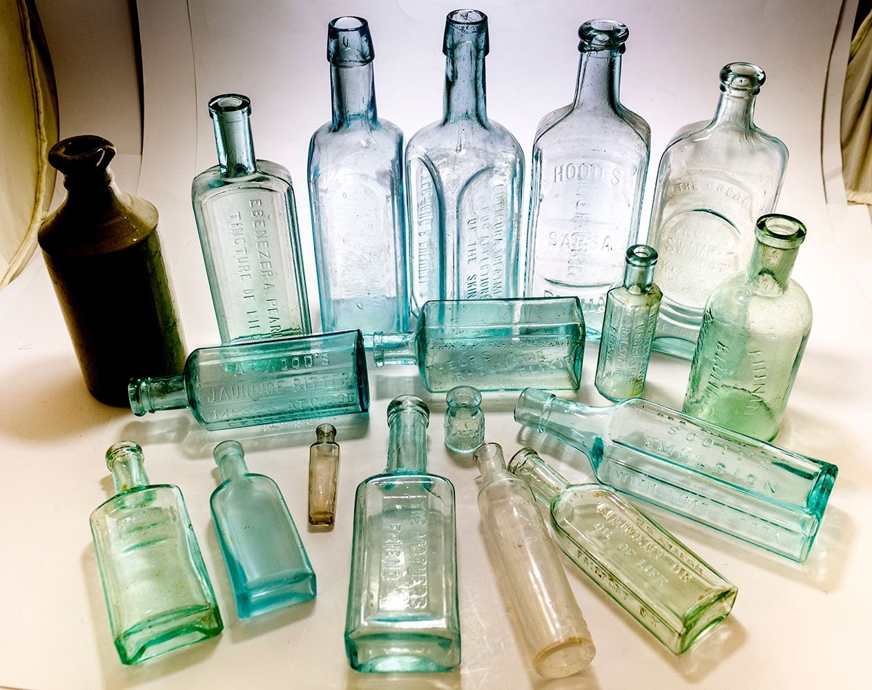 Collection of Cures, Liniments, and Magical Potions