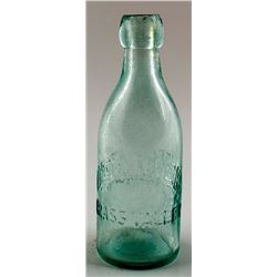 Deamer Soda Bottle, Grass Valley, California