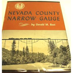 Rare Nevada County Narrow Gauge by Best