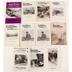 Ten Volumes of The Western Railroader Plus One Extra
