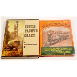 Pacific Railroad Books (2)