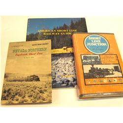 Short Line Books (3)