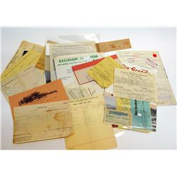 Railroad Ephemera Collection
