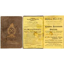 Mining and General Telegraph Code Book - Terminal Index