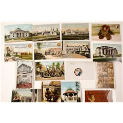 Alaska Yukon Pacific Exposition (AYPE) Postcard Collection