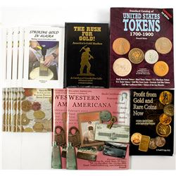 Coin and Token Books and Booklets
