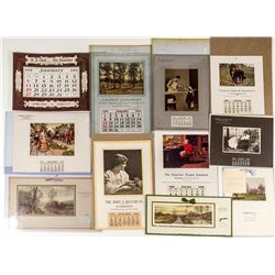 Early Eastern Calendar Collection