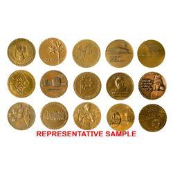 Bronze Israeli Medals (58)